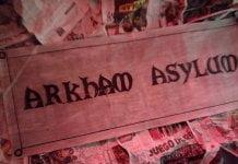 Fiesta de halloween estilo BAtman Arkham Asylum