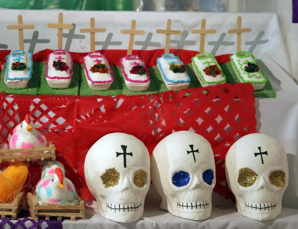 Cómo Hacer Calaveritas De Azúcar Día De Muertos Neostuff