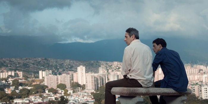 Desde... Caracas.