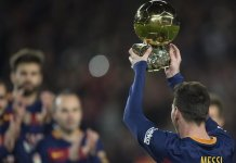 nominados balón de oro 2016