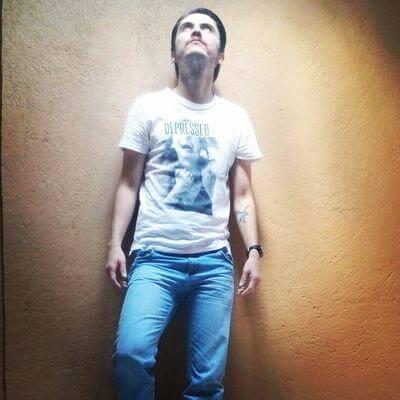 El autor. Eric Uribares