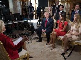 Así fue la primera entrevista del Presidente Electo Trump