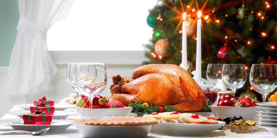 que comer en navidad