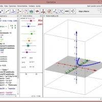 Geogebra herramienta hacer tarea de algebra