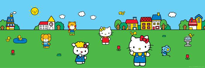 hello kitty historia
