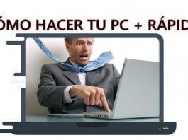 programa hacer pc laptop windows rapido