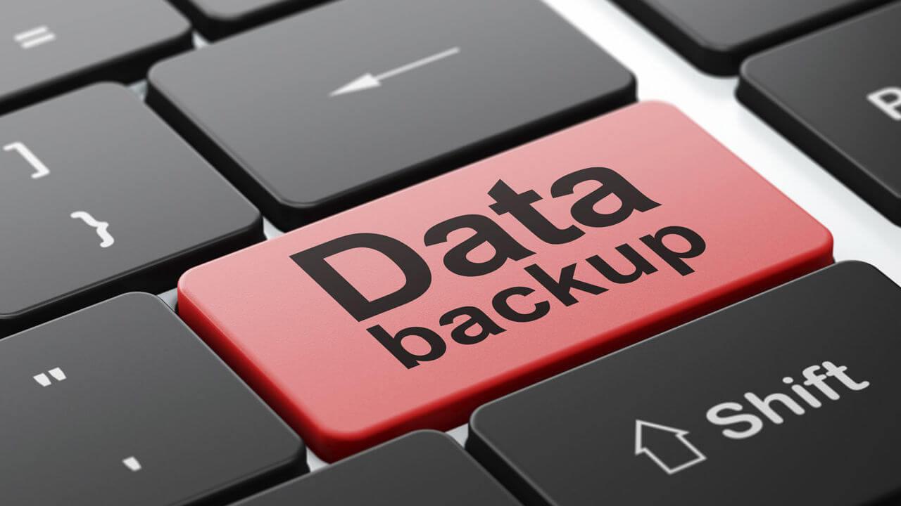 respaldar información en la nube o disco duro