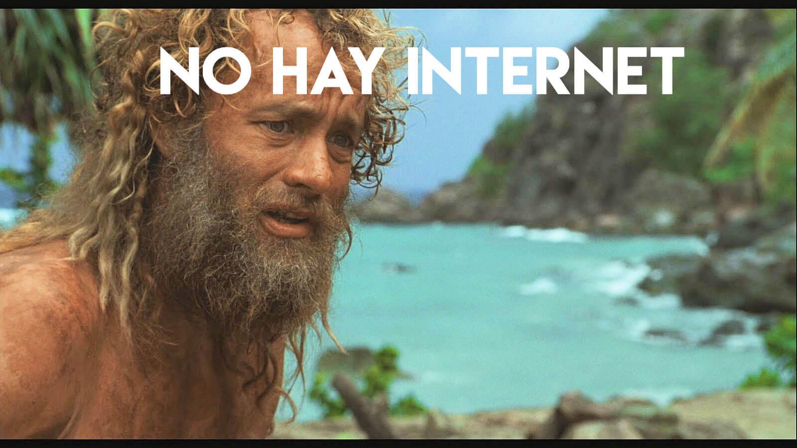 tengo internet pero no puedo navegar
