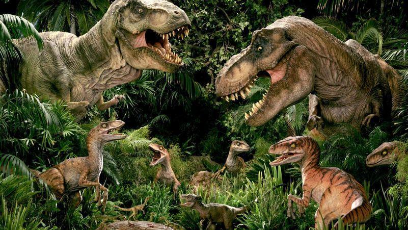 dinosauros extintos