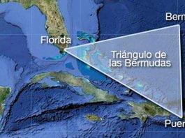 qué es el triángulo de las bermudas