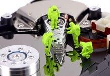 recuperar datos de disco duro dañado