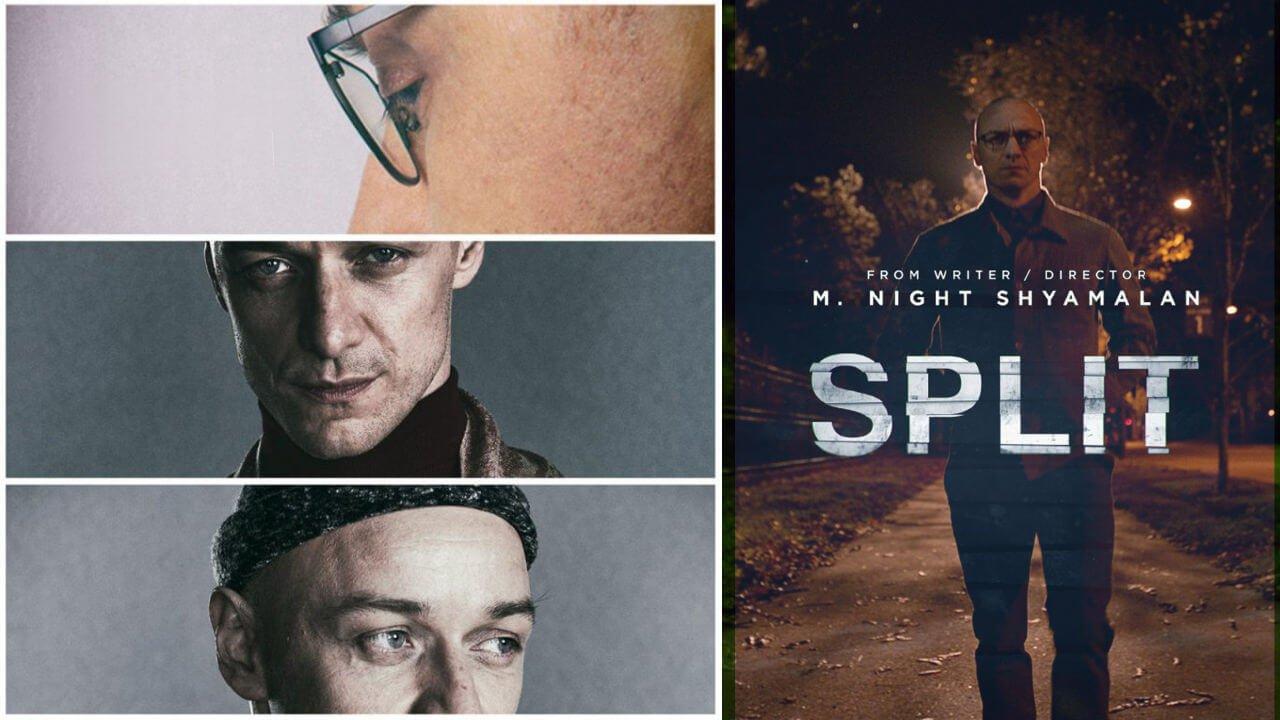 reseña de película fragmentado split