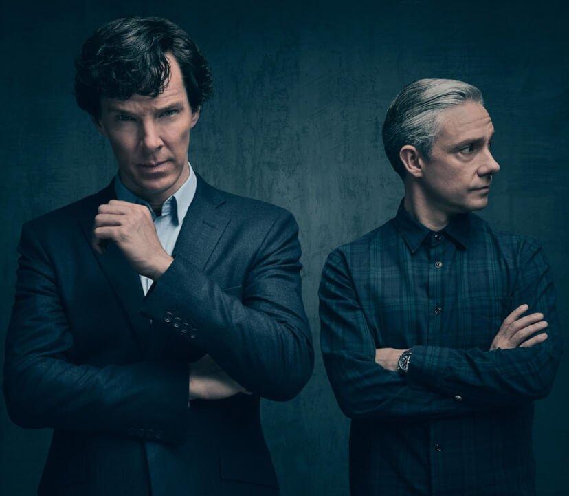 Sherlock la mejor serie de detectives