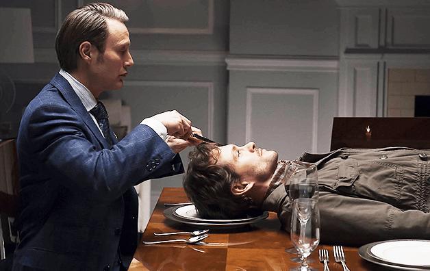 opinión de la serie Hannibal