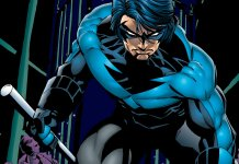 quien interpreta a Nightwing