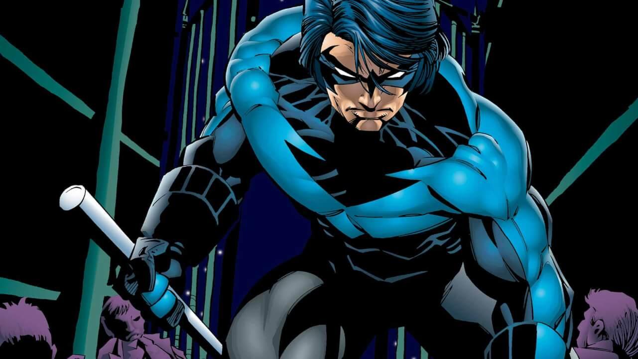 quien interpreta a Nightwing