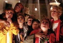 DE qué se trata la película Los Goonies