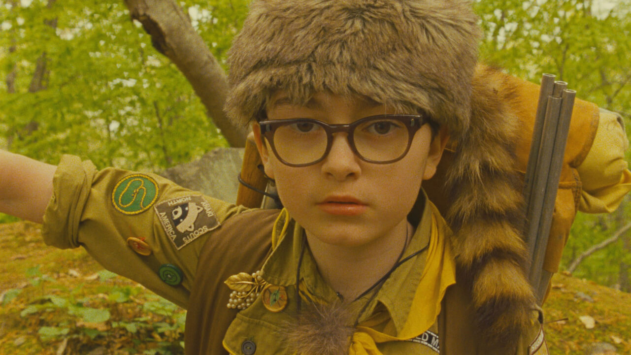 Moonrise Kingdom reseña