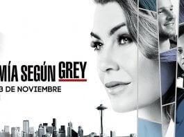 Grey's Anatomy temporada 2017