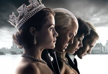 The crown netflix análiss