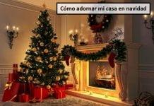 Cómo adornar mi casa en navidad
