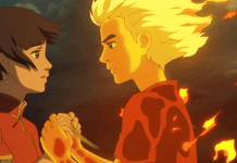 Reseña: Big Fish and Begonia