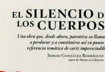 Reseña: El silencio de los cuerpos.
