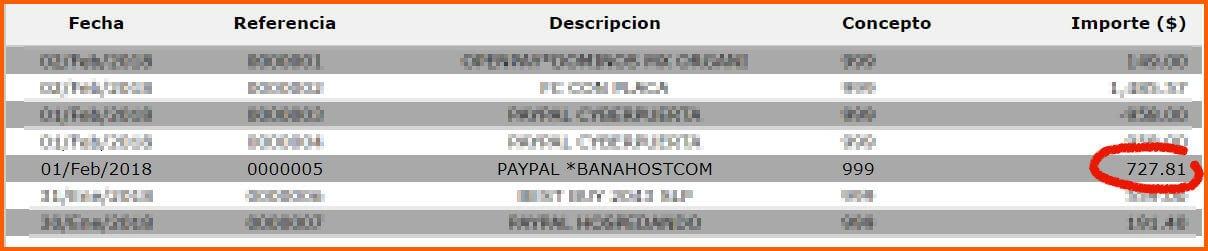 convertir usd paypal a pesos