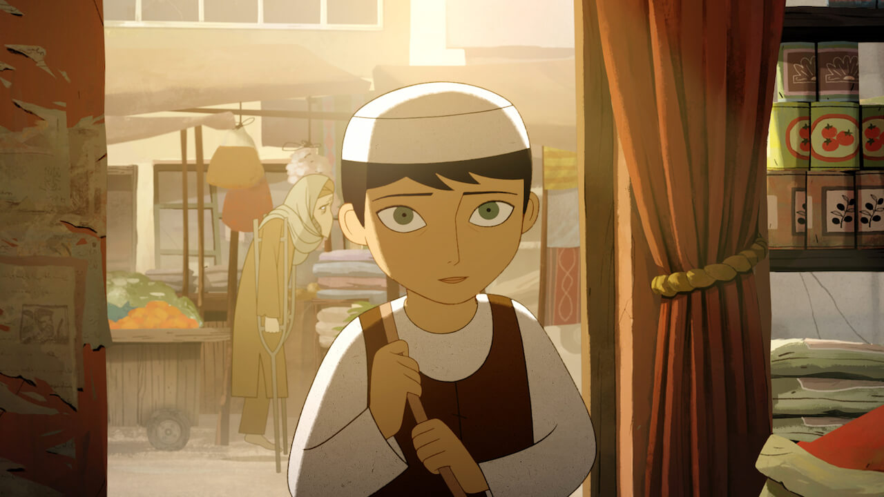 Reseña The Breadwinner