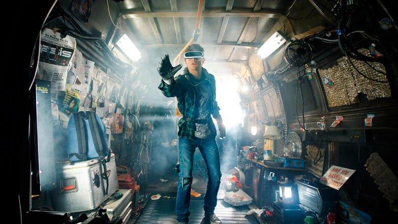 ¿De qué trata la película Ready Player One?.