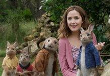 Reseña Peter Rabbit película