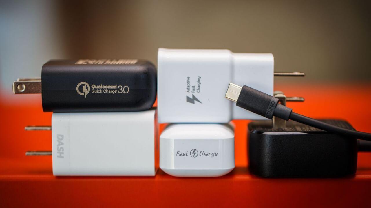 Cargadores de carga rápida Fast Charge