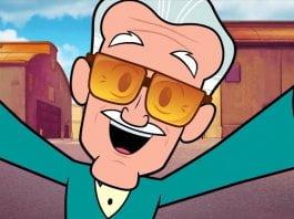Teen Titans Go el último cameo de Stan Lee