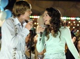 la influencia de High School Musical película