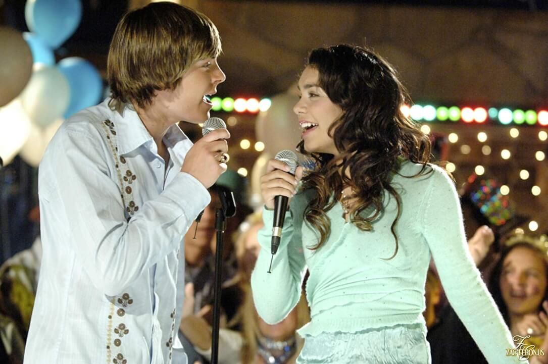 la influencia de High School Musical película