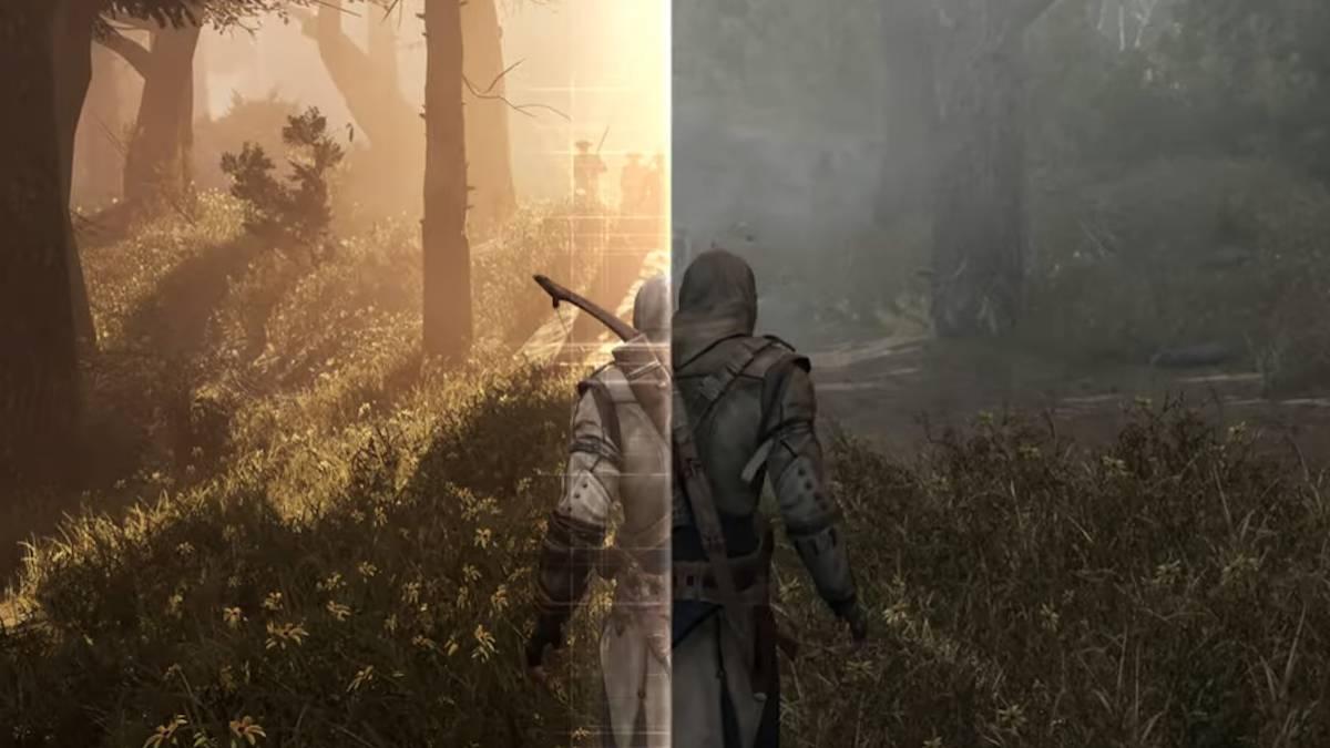Mejoras en motor gráfico Assassin Creed