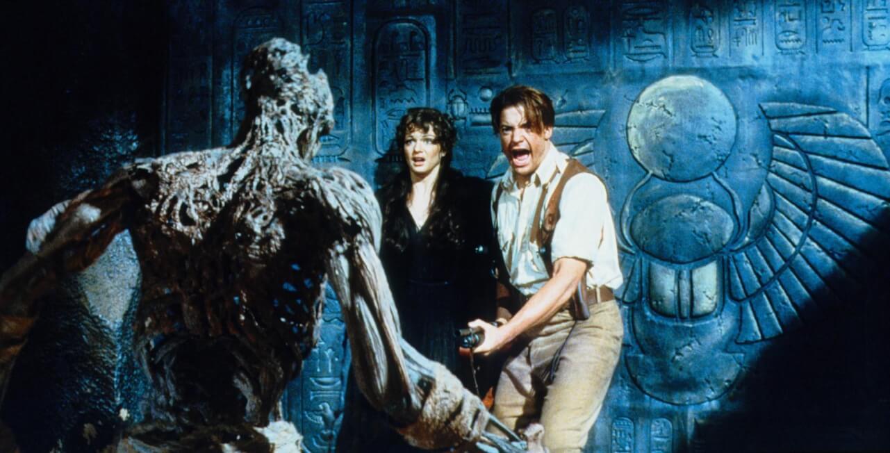 La mejor película de acción La momia