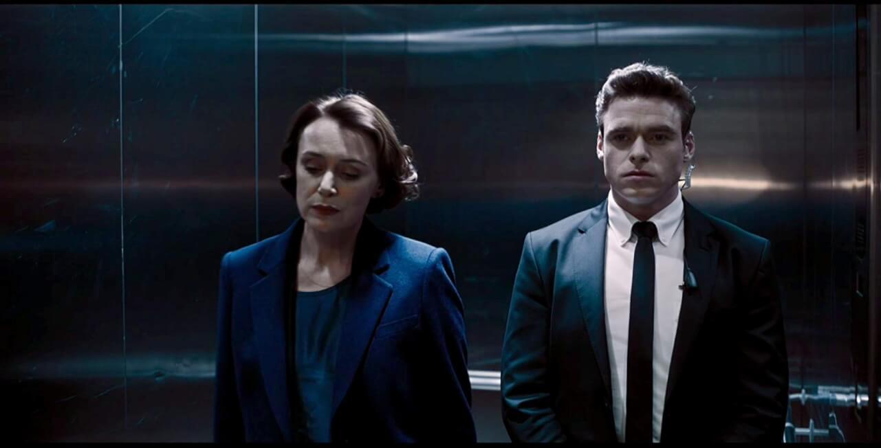 De qué trata la serie bodyguard crítica
