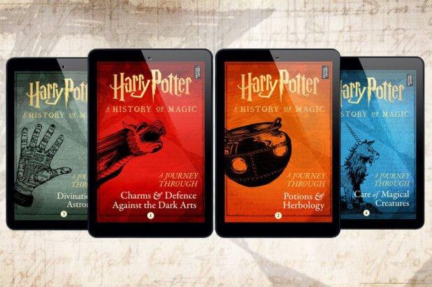 Harry potter libros nuevos