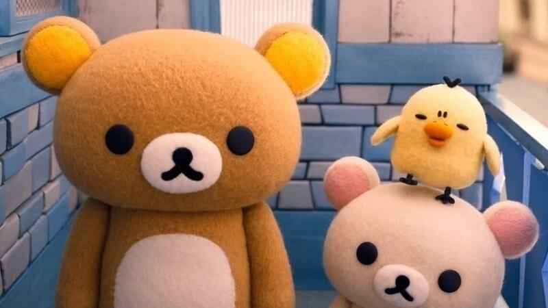 Rilakkuma y Kaoru 2019