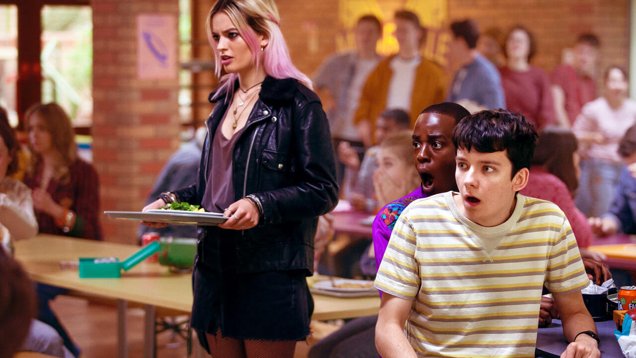 Sex Education Crítica de Netflix
