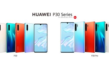 Familia de celulares HUAWEI P30 PRO Series