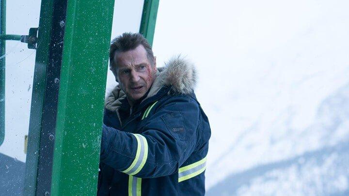 reseña Cold Pursuit: Taken sobre hielo