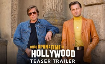 Reseña Once Upon a Time in Hollywood