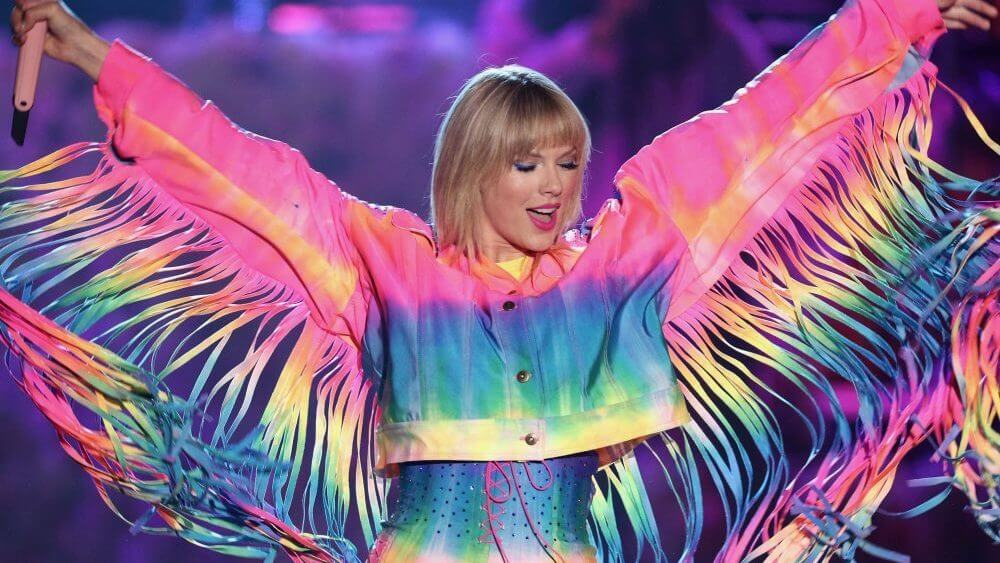 taylor swift lover disco 2019