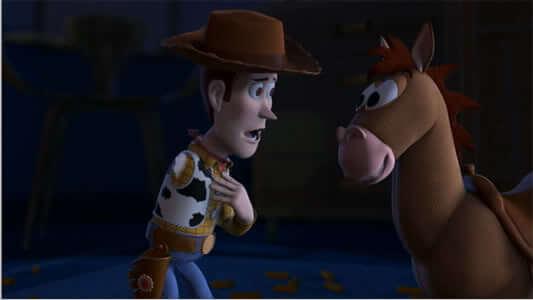 Woody en Toy Story 2 (1999)