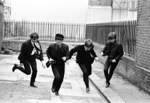 A Hard Day's Night película