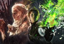 analisis daenerys cersei fan art
