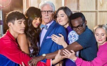 Final de The Good Place