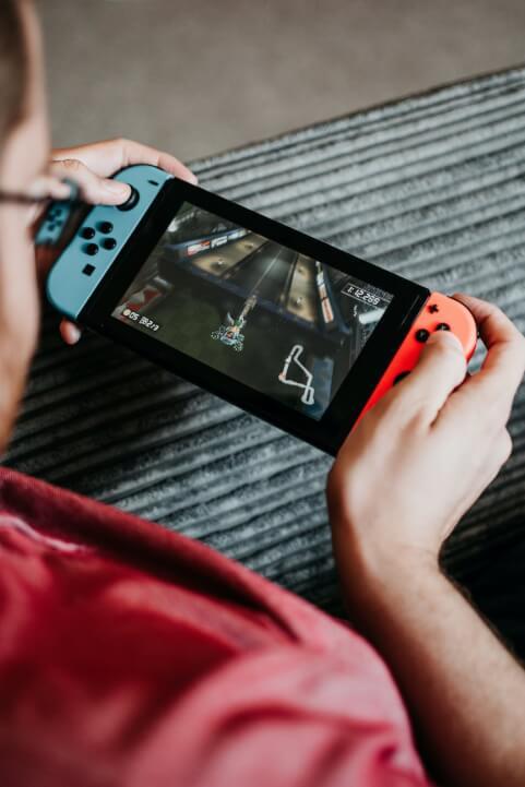 mejores accesorios de Nintendo Switch